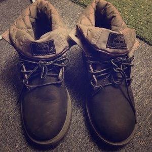 Shoes - Youth size 4 timberlands